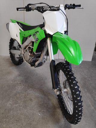 Kawasaki kx 250 del 2019