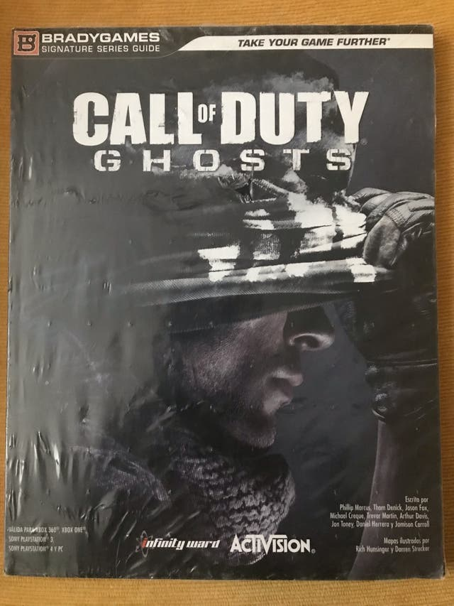 Guía Call of Duty Ghost