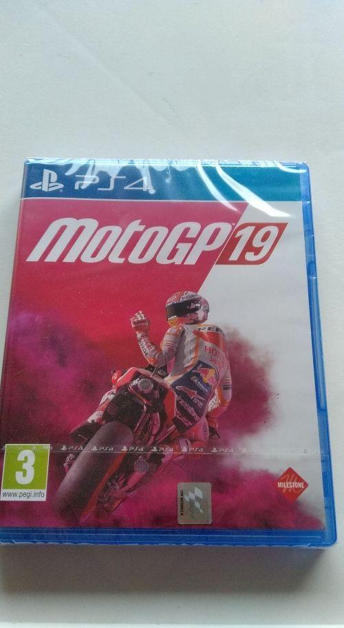 Moto GP 19 PS4