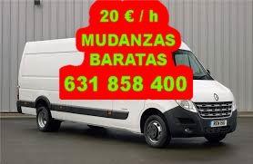 Ofrecemos servicio de Mudanzas