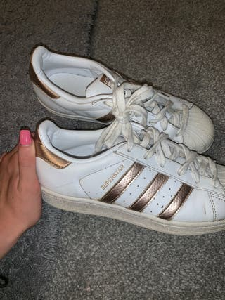 Superstars Adidas trainers