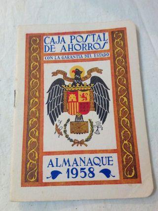 Almanaque 1958
