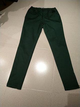 Pantalon de premamá, talla 42