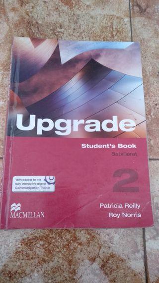 libro student's book 2ºBAT