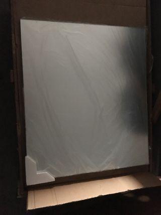 Espejos o muebles con espejo de baño y luces