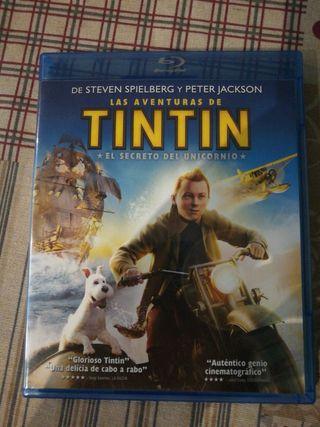 blurry de la película Tintín el secreto del unico