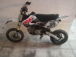 pit bike, minicross marca rax