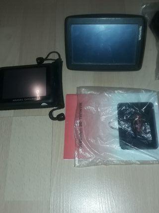 kit de GPS y y detector de radares
