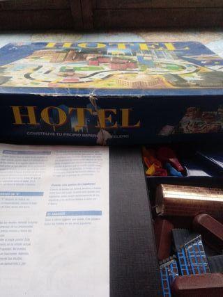 juego de mesa HOTEL