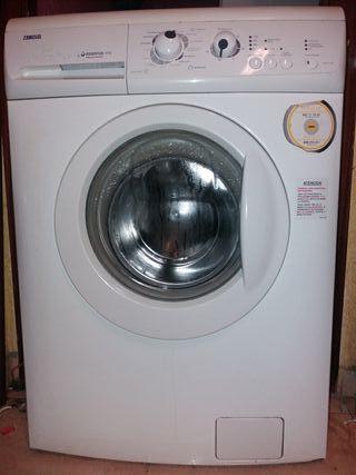 lavadora zanussi con transporte