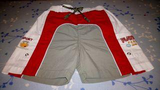 Pantalón corto talla 12 meses