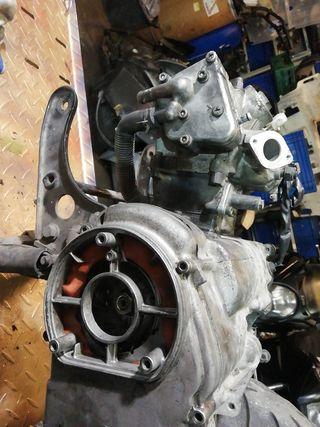 motor Yamaha mayesty 125cc
