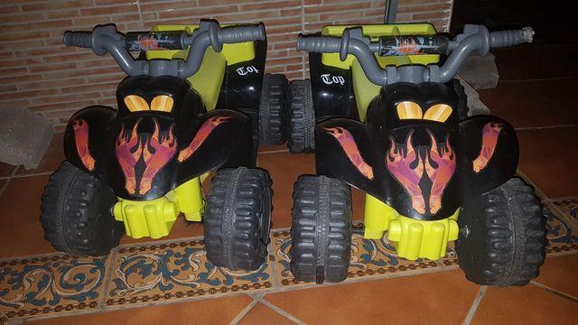 motos de batería de 2 a 3 años