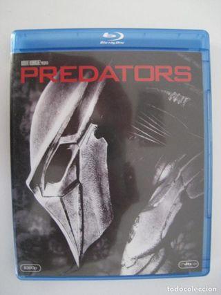 Predators Bluray