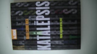 "Libro ""KATALEPSIS"""