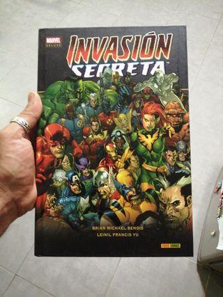 comic invasion secreta nuevo marvel