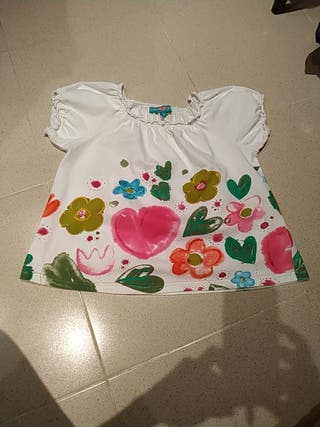 Camiseta niña, Ágata Ruiz de la Prada