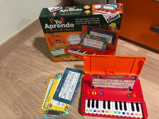 Yo Aprendo. Juguete musical infantil