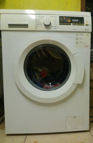 lavadora siemens 8kg con transporte
