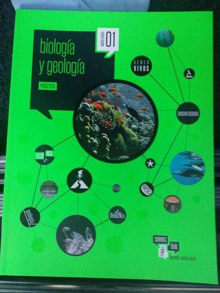 Biologia y Geologia 1 Bach NUEVO