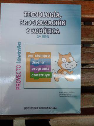 Tecnologia, Programacion y Robotica 1 ESO NUEVO