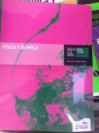 Fisica y Quimica 1 Bach NUEVO