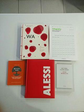 pack de libros diseño 003