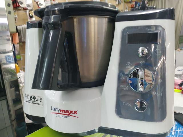 Robot multifunción Ladymaxx gourmet