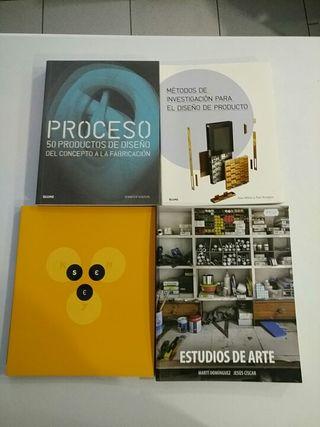 pack de libros de diseño 010