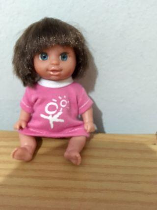 Muñeco estilo barriguita niñas