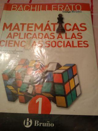 Libro de matemáticas aplicadas a las c.sociales