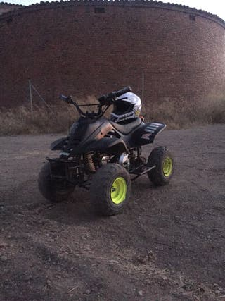 Quad 125cc