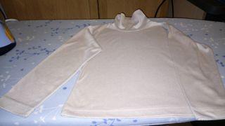 camiseta cuello alto Talla 4