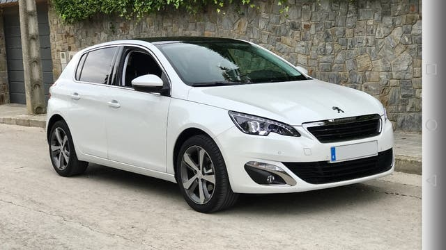 Peugeot 308 1.6 HDI 120cv 2015