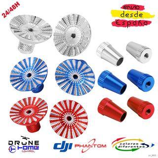 DJI Phantom Joysticks de aluminio de mando a dista