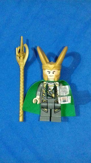 Lego Original Loki ( Vengadores )