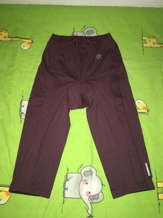 2 Pantalones Cortos Mujer Talla M