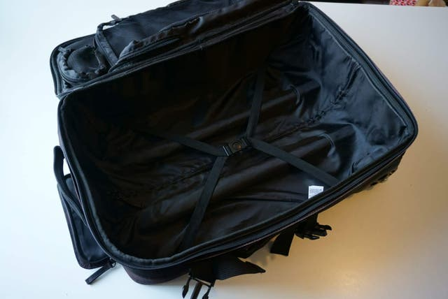 Cabin suitcase | Lot of pockets & Flexible