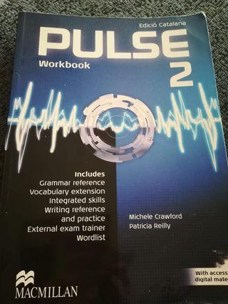 Libro Inglés Workbook 2°ESO
