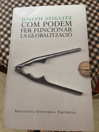 """Libro """"Com podem fer funcionar la globalització"""""""