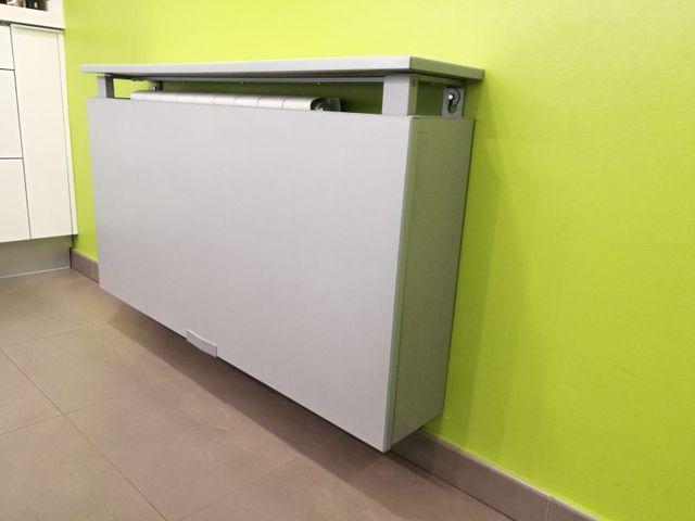 Mesa cocina abatible radiador de segunda mano por 95 € en ...