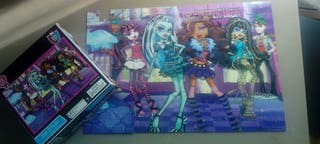 puzzle 3D Monster High. 150 piezas