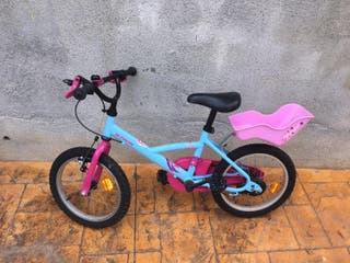 Mountainbike B'TWIN para niña