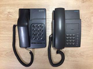 2 TELEFONOS FIJOS