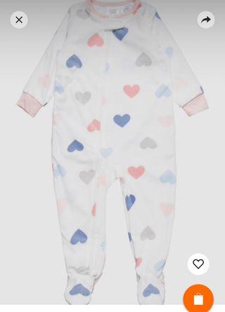 Pijama invierno Carters 24meses nuevo