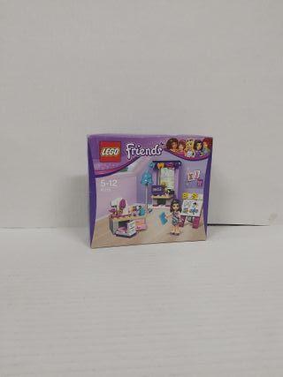 LEGO FRIENDS 41115 TALLER EMMA N3