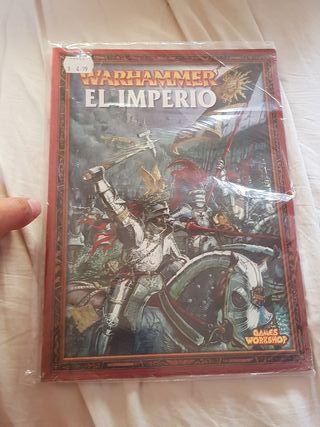 Libro Del Imperio Sexta Edicion. Codex Warhammer