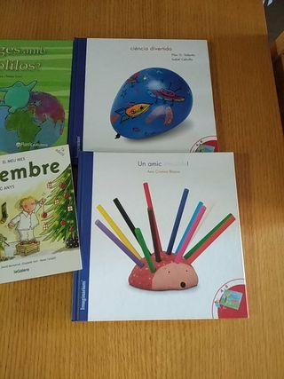 pack 4 contes infantils