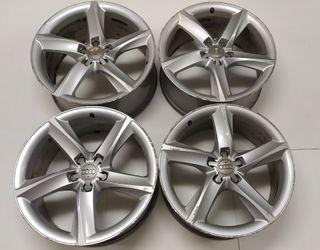 Llantas Audi 19 pulgadas orinales 5x112