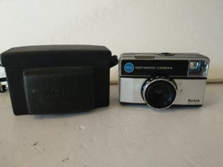 Camara Kodak Instamatic 155x Funciona y con funda